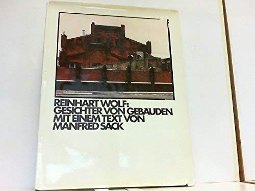 Gesichter von Gebauden (German Edition) (3921749182) by Reinhart Wolf