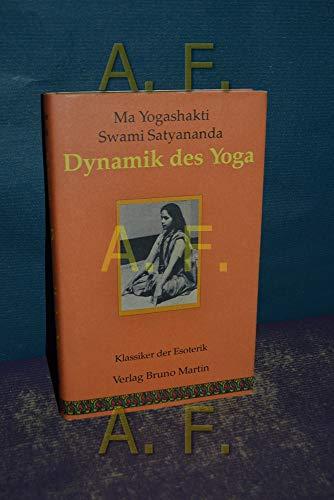 9783921786871: Dynamik des Yoga
