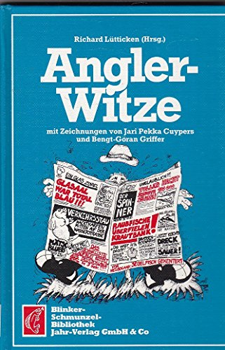 9783921789162: Anglerwitze