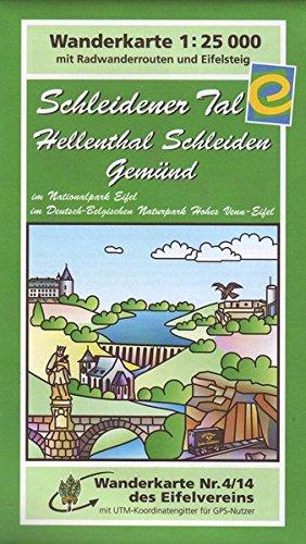 9783921805855: Schleidener Tal, Hellental, Schleiden, Gemünd