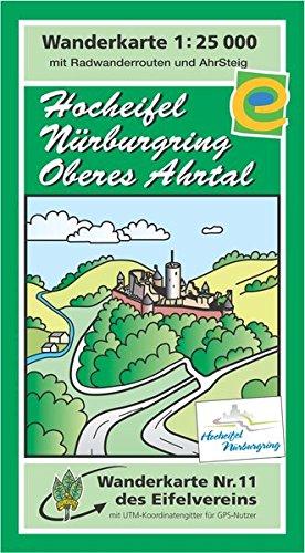9783921805923: Hocheifel/Nürburgring/Oberes Ahrtal