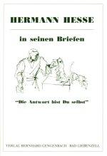 9783921841495: Hermann Hesse in seinen Briefen: