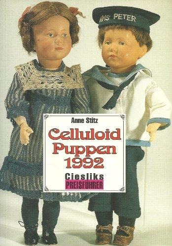 9783921844342: Celluloid Puppen 1992