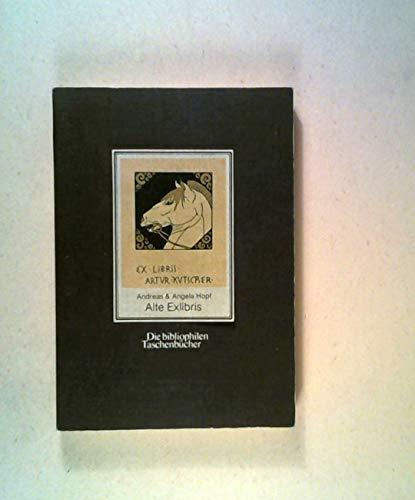 Alte Exlibris.: HOPF, ANDREAS &