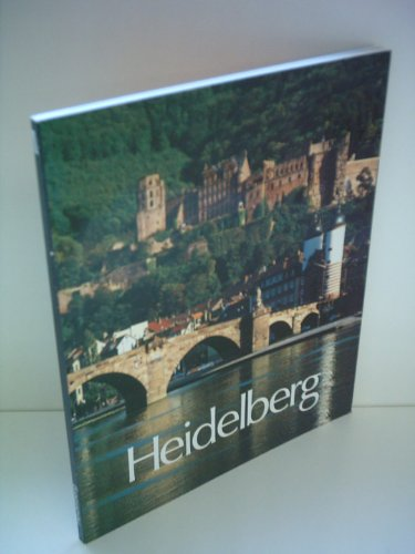 Heidelberg City Guide in Colour to Castle and Town With Street Map: Kootz, Wolfgang