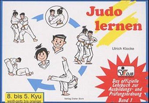 9783922006145: Judo lernen: 8. bis 5. Kyu, weiss-gelb bis orange