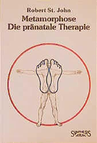 9783922026259: Metamorphose. Die pränatale Therapie