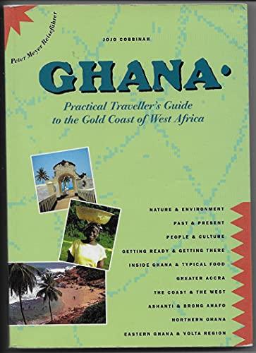 Ghana: Practical traveller's guide to the Gold: Cobbinah, Jojo