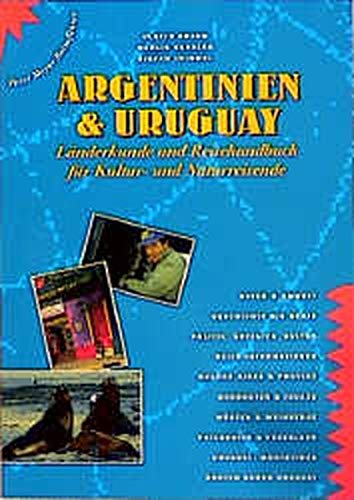 9783922057697: Argentinien und Uruguay.
