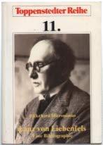 Lanz von Liebenfels. Eine Bibliographie von Ekkehard: Ekkehard Hieronimus [Eckehard