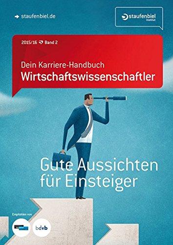 9783922132691: Staufenbiel Wirtschaftswissenschaftler 2015/2016. Bd.2