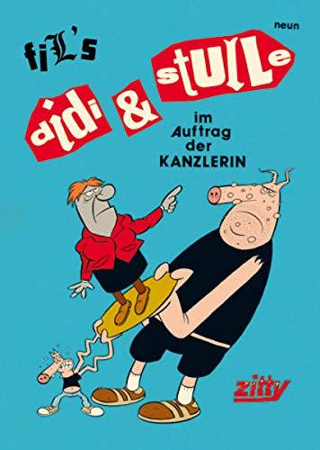 Zitty Comic 01. Didi & Stulle Nr. 9: Didi & Stulle im Auftrag der Kanzlerin (Paperback) - Fil