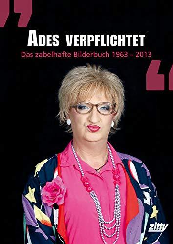 9783922158776: Ades verpflichtet: Das zabelhafte Bilderbuch 1963-2013