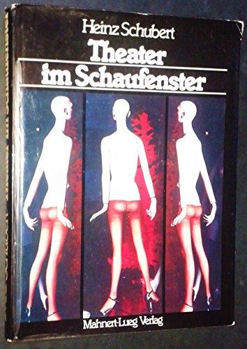 9783922170044: Theater im Schaufenster (German Edition)