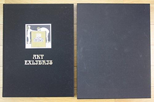 Akt-Exlibris. Hrsg. von Angela & Andreas Hopf.: Hopf, Angela: