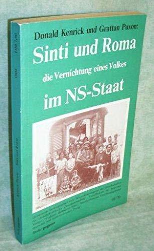 Sinti und Roma: Die Vernichtung eines Volkes im NS-Staat (Reihe Pogrom) (German Edition) (3922197086) by Donald Kenrick
