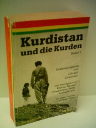 9783922197126: Kurdistan Und Die Kurden Band 1