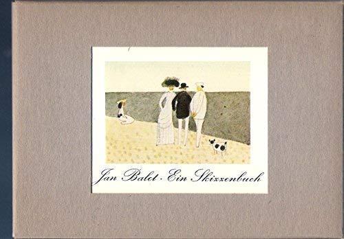 Jan Balet: Ein Skizzenbuch: Bihalji-Merin, Oto, Einfuhrung