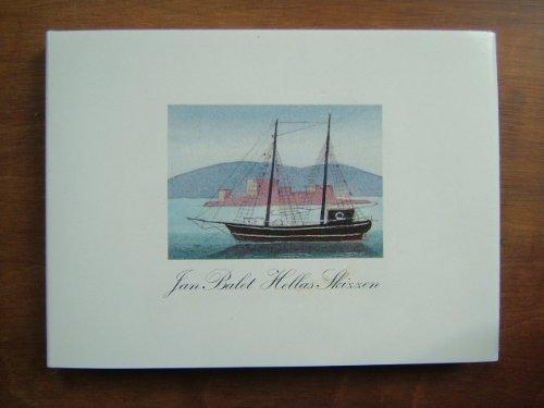 Hellas-Skizzen. Hellas Sketches.: BALET, Jan