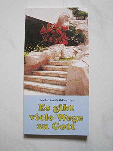 9783922267805: Es gibt viele Wege zu Gott: Ordensfrauen berichten über ihre Berufung