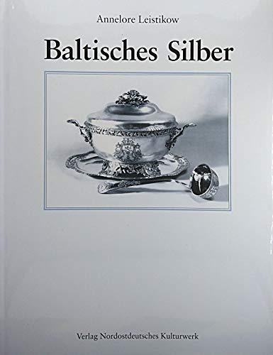 9783922296836: Baltisches Silber