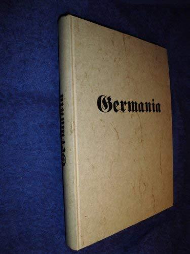 9783922314059: Germania: Zwei Jahrtausende deutschen Lebens kulturgeschichtlich geschildert (German Edition)
