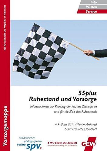 9783922366577: Vorsorgemappe für den Ruhestand (Livre en allemand)
