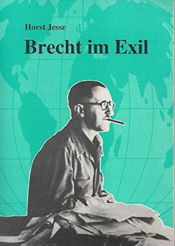 9783922431701: Brecht im Exil (German Edition)