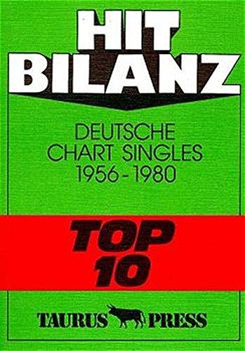 Hit Bilanz Deutsche Chart Singles 1956-1980 Nur geringe Gebrauchsspuren; ExLibris im Vorsatz; gut ...