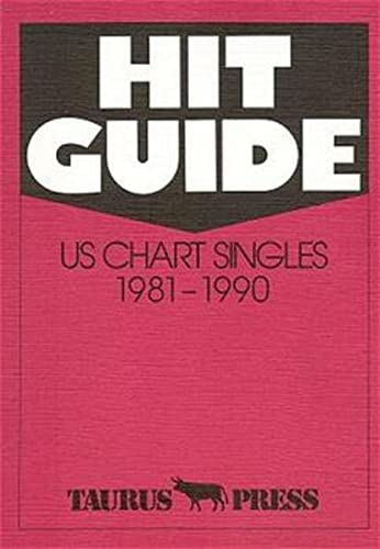 9783922542421: Hit Guide. US Chart Singles 1981 - 1990
