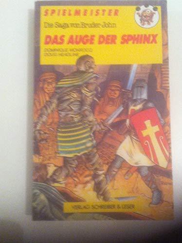 9783922548317: Das Auge der Sphinx