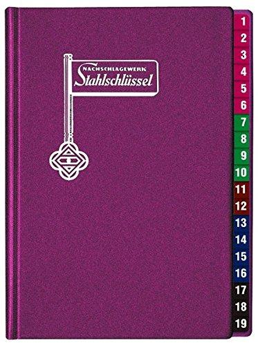 9783922599296: Stahlschlüssel - Key to Steel 2013