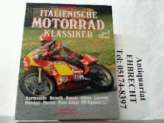 Italienische Motorrad Klassiker Band 2 : Rennmaschinen: Walker, Mick