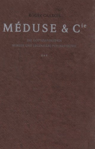 9783922660897: Meduse & Cie