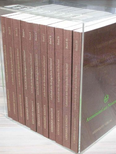 9783922724056: Lehrbuch der biologischen Heilmittel - 11 Bände (Nachdruck des Originals von 1938)