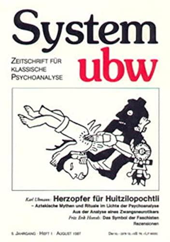 9783922774952: System ubw V/ 1. Herzopfer für Huitzilopochtli