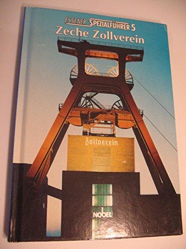 9783922785354: Zeche Zollverein (Livre en allemand)