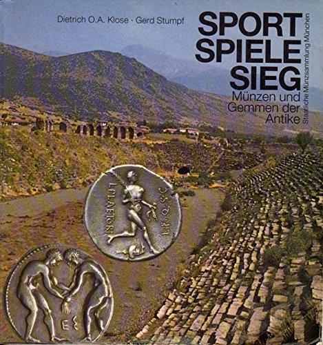 9783922840107: Sport, Spiele, Sieg: Munz̈en und Gemmen der Antike (German Edition)