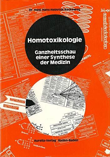 9783922907084: Homotoxikologie