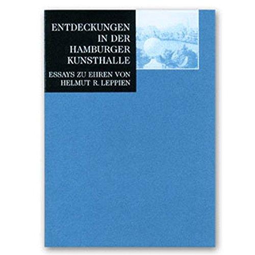 Entdeckungen in der Hamburger Kunsthalle: Essays zu: Zbikowski, Dörte