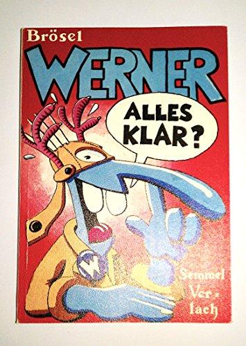 9783922969037: Werner. Normal ja!