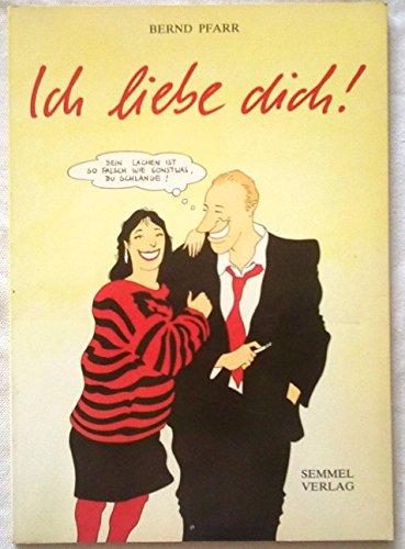 Ich liebe dich!: Pfarr, Bernd