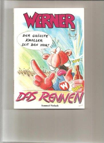 9783922969655: Werner: Das Rennen