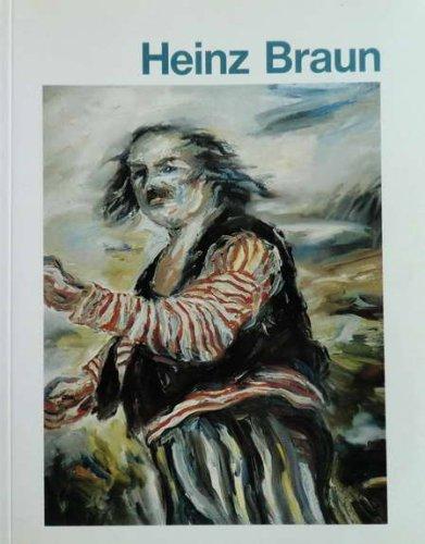 9783922979302: Heinz Braun 1938-1986