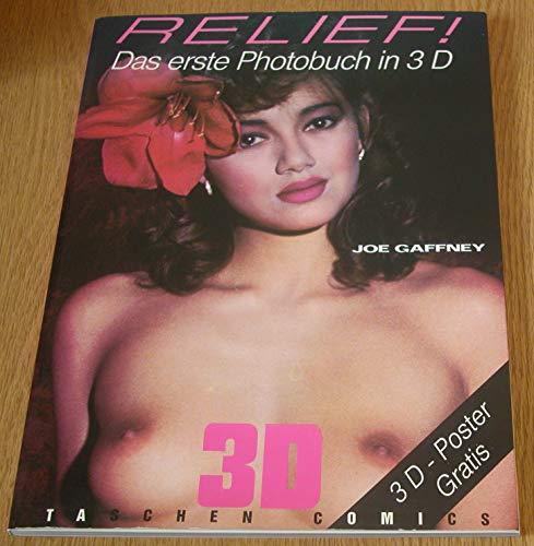 9783922985259: Relief. Das erste Photobuch in 3 D