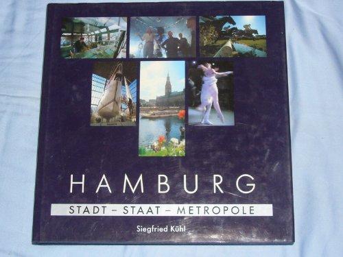 9783923190317: Hamburg Stadt Staat Metropole