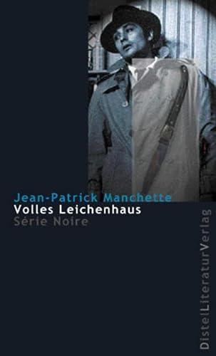 9783923208432: Volles Leichenhaus.