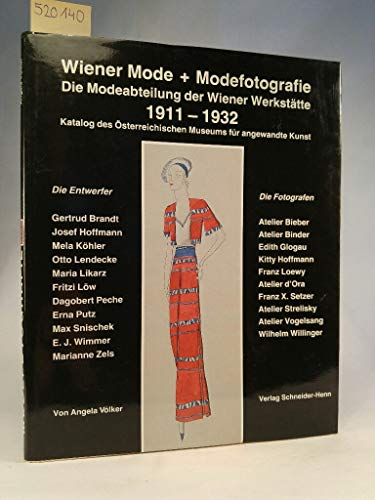 Wiener Mode + Modefotografie: Angela (Mitwirkender) Völker