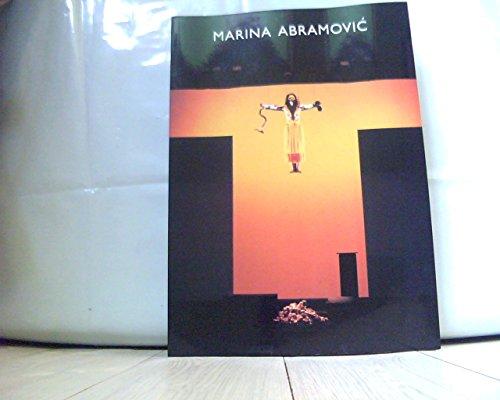 Marina Abramovic: Herausgegeben Von, Danzker Jo-Anne Birnie, Lles Chrissie