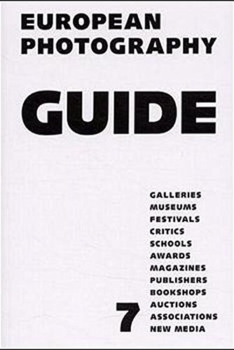 European Photography GUIDE 7